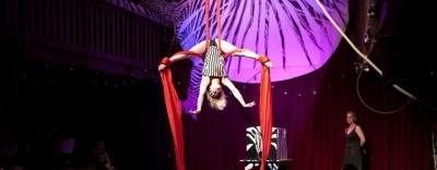 Cabaret - Cirque Le Zèbre - ©www.pallages.com Dîner -Spectacle