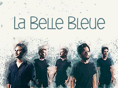 la belle bleue visuel site
